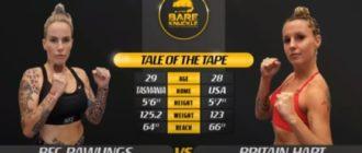 Bec Rawlings vs. Britain Hart